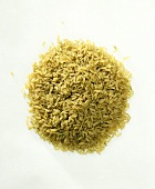 A Pile of Long-grain Rice