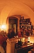 Enrico Panigl's bar, Vienna, Austria (interior view)