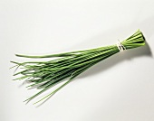 A bunch of chives