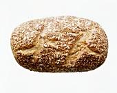 A mixed-grain loaf