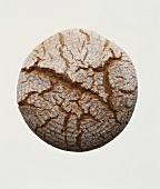 Round Loaf of Dark Bread
