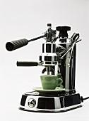 Espresso Machine and Espresso Cup