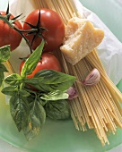 Pasta Dish Ingredients