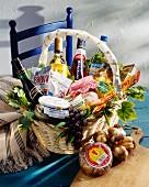 Still Life of German Foods