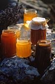 Several Jars of Honey