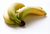 Small bunch of bananas (four bananas)