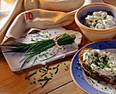 Quark and Herb Spread