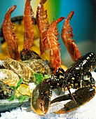 Assorted Crustaceans and Shellfish