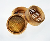 Trays for Asian bamboo steamer