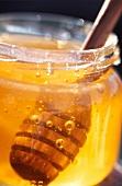 Jar of Fresh Honey