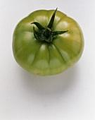 A Green Tomato; Overhead
