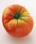 One Beefsteak Tomato; Overhead