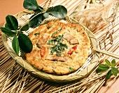 Pindaeddok (Korean mung bean pancakes)