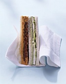 Tramezzino (sandwich), Veneto, Italy