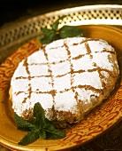 Tasty pigeon pastilla (Moroccan feast day dish)