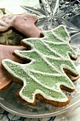 Reindeer and Christmas Tree Cookies