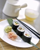 Nori-Maki (Japanese Style)