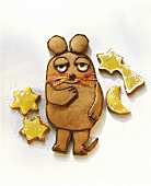 Honey mouse (mouse made of gingerbread)