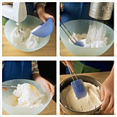 Baking sponge