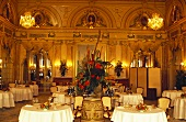 Restaurant in the Hotel de Paris Louis XV