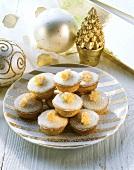 Orange tart for Christmas