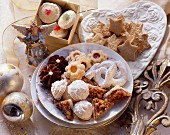Classic German biscuits for Christmas