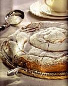 Ensaimadas: Majorcan coiled bread rolls
