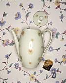 Teapot and tea bags