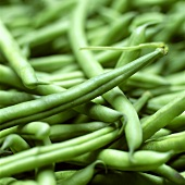 French beans (close-up)
