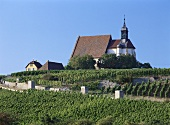"Chapel of ""Maria im Weingarten"", Volkach, Franconia, Germany"