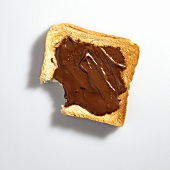 Toast with Nut Jam