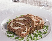 Brazilian mince & cheese roulade (Rocambole de carne)