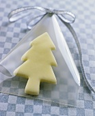Peppermint cream fir cream in gift bag