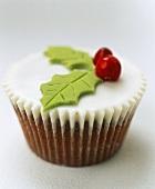 Cup-cake for Christmas