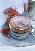 Grand Marnier Souffle From a French Restaurant