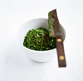 Chopped Parsley