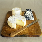 Assorted Goat Cheeses
