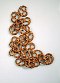 Small salted pretzels