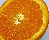 Half a navel orange