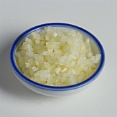 White onions, diced