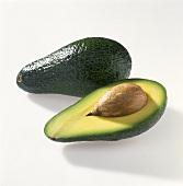 Avocado (variety: Fuerte)