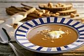 Danish beer soup