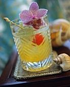 A Mai Tai cocktail
