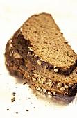 Slices of Whole Grain Bread
