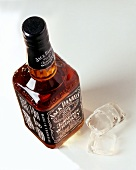 A bottle of Jack Daniel's (Tennessee Whiskey)