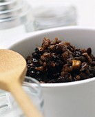 Mincemeat (spiced dried fruit mixture)