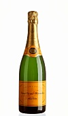 A bottle of Veuve Clicquot Ponsardin, Champagne, France