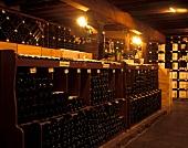 Wine cellar at King & Godfrey's, Melbourne, Australia