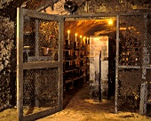 Wine cellar at Seppelt Winery, Great Western, Australia