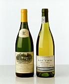 White wine from Hamilton Russel Estate & Longridge, S. Africa